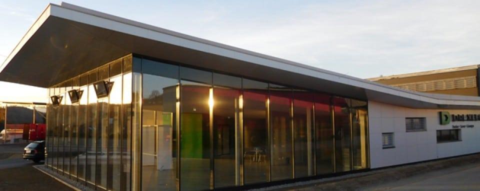 Neubau Drexler GmbH, St. Ruprecht/Raab